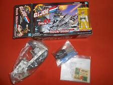 G.I.JOE:  2001    Rock  Slide   & BOX
