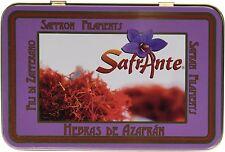 Safrante Pure Spanish Saffron Tin 28-Gram (1-Ounce)