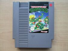 Nintendo NES - Teenage Mutant Hero Turtles - NO Manual INCLUDED