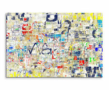 Moderne Deko-Bilder & -Drucke mit Graffiti fürs Schlafzimmer