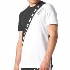 Adidas Originals Equipment Rose City Men's T-Shirt Black-White bs2784