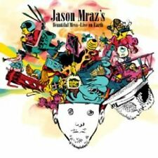 JASON MRAZ - JASON MRAZ'S BEAUTIFUL MESS. LIVE FROM EAR