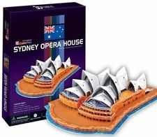 3d Cubefun Sydney Opera House 58pc Special Edition