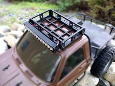 Gear Head RC White Trail Torch plus Short Roof Rack Combo GEA1386
