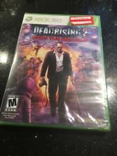 Dead Rising 2: Off the Record (Microsoft Xbox 360, Brand New Factory Sealed