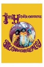 Official Jimi Hendrix - Are You Experienced - Textile Poster Flag 110cm x 75cm