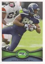 2012 Topps #74 Doug Baldwin Seahawks