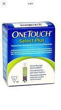 One Touch Select Plus de 50. 11/2017 tiras de prueba