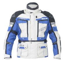Blousons bleus tous taille pour motocyclette