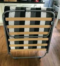 John Lewis Single Folding Bed With Mattress