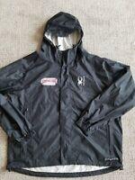 Nice! Men's SPYDER Hooded Full-Zip PRECIP SKI Jacket sz XL *LOGO*