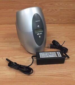 Genuine BrookStone (506667) Chill Smart Wine Cooler w/ Power Supply **READ**