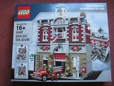 LEGO 10197 Fire Brigade ADVANCED MODULAR NEW SEALED BOX SET 30 DAY AUCTION