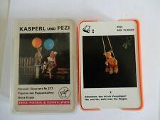 piatnik quartett kasperl und pezi selten