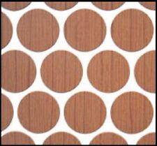 "(53) FastCap Fcwp916Gc 9/16"" Self Adhesive Screw Cap Covers Golden Cherry"