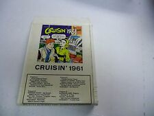 Crusin' 1961 [Marcels Del Shannon Freddie King] 8-Track tape Increase Records
