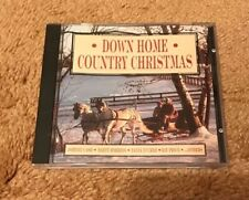 Down Home Country Christmas CD 1993 One Way Records [A 24120] (Various Artists)