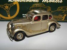 LANSDOWNE MODELS 1947 MG SALOON TYPE YA GOLD 1/43 LDM28