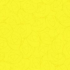 Quilting Treasures Fabric Lola Textures Lemon Yellow 100% Cotton Quiting Sewing