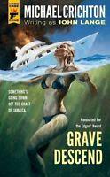 Grave Descend-ExLibrary