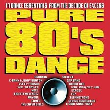 Various Artists : Pure 80s Dance CD