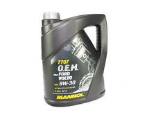 Mannol ACEITE DE MOTOR 5w-30 o E. con API SN 5 Litros FORD OPEL