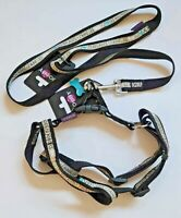 Designer (Bobbys) Nylon Small Dog Harness and Lead Set (Fantastic Quality) Small