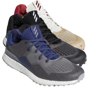 Adidas Men's Crossknit DPR Spikeless Golf Shoes,  Brand New