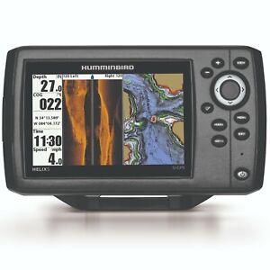 Humminbird Helix 5X CHIRP SI GPS G2  Fishfinder inc.Transducer