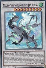 YU-GI-OH MEcha Phantomungeheuer Jaculuslan Super Rare WSUP-DE034