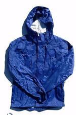 NEW Sierra Designs Men's Hurricane Rain Jacket Small BLUE GREAT REVIEWS 020633