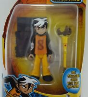 Cartoon Network The Secret Saturdays Action Zak Cryptid Claw figure - New