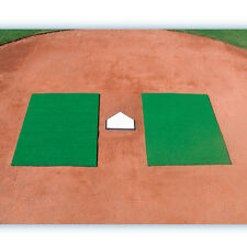 DiamondTurf Batter's Mat - Baseball - 4' x 6' - Weight: 22 lbs.