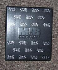 MEN IN BLACK TRADING CARD BINDER 1997 INKWORKS