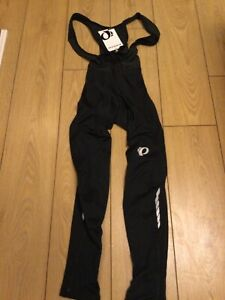 Pearl Izumi Mens Select Thermal Cycling Bib Tight Size XL With Pad