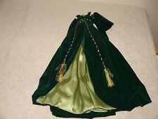 Franklin Mint GWTW Scarlett O Hara Ingenuity Dress For A Vinyl Scarlett Doll