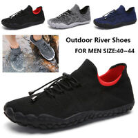 Men Barefoot Water Shoes Beach Aqua Socks Quick Dry for Outdoor Sport Hiking New