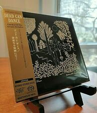 GARDEN OF ARCANE DELIGHTS - Dead Can Dance - MFSL Hybrid SACD Mini-LP - Japan