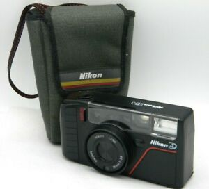 [Excellent] Nikon L35 AD3 Macro f/2.8 35mm Point & Shoot A023