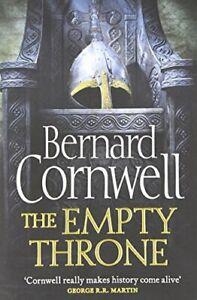 The Empty Throne  The Last Kingdom Series
