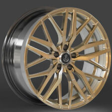 EX Axe Wheels with Tyres