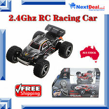WL Toys L929 High Speed Racing Stunt Car with 2.4GHz Remote Controller RC -Black