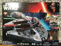 Star Wars The Force Awakens Battle Action Millennium Falcon (NEW IN BOX)