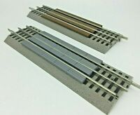 GRADE CROSSING for Lionel FasTrack - NEW PARTS Fast Track in Brown or Gray