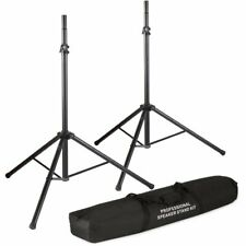 Koda TSS001 Speaker Stand Pair with Carry Bag