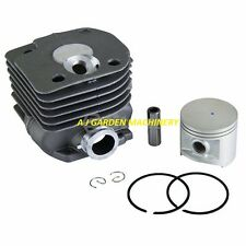 Machinetec 362 365 371 372 372XP 50 mm CILINDRO & Pistone Kit Si Adatta Husqvarna