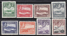 Mint Hinged Single Antiguan & Barbudan Stamps (Pre-1981)