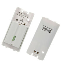 2Pcs Hot 2800mAh Seat Rechargeable Battery for Nintendo Wii Remote Controller