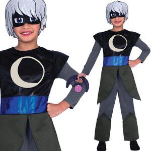 Luna Girl PJ Masks Costume Childrens Fancy Dress