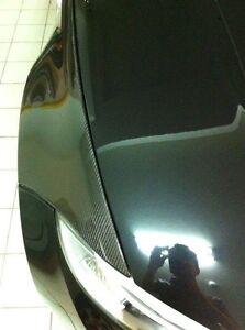 BMW E82  1M    Carbon fibre FENDER VACUUM PROCESS